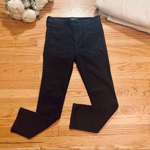 Abercrombie & Fitch |Simone High Rise Ankle Jeans